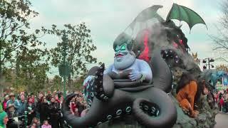 Disneyland Paris: Once Upon a Dream Parade 2008
