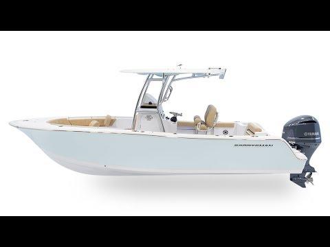 Sportsman Boats - Open 242 Center Console Walkthrough