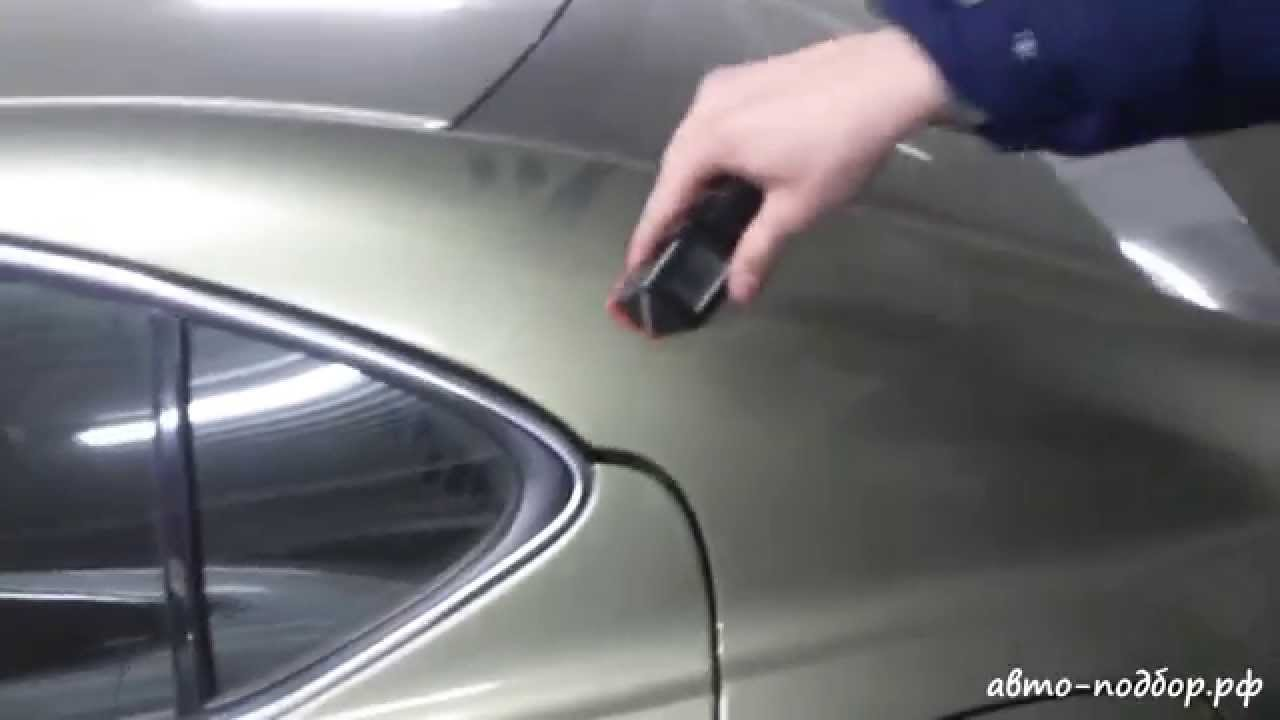 Как не купить битую машину в салоне - YouTube