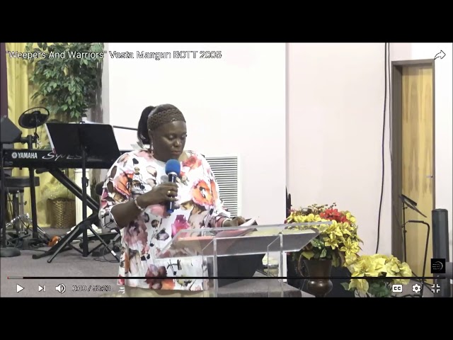 Wednesday Bible study | Prophetess Adrinne Blackstock