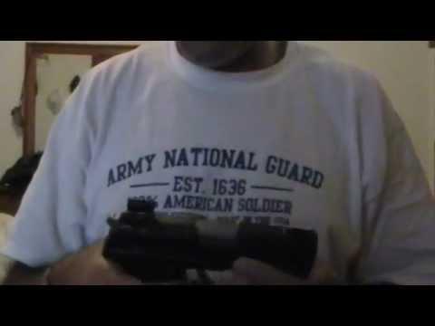 ruger p95 rear sight laser