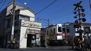 京成電鉄3600形36888編成 金町線入線