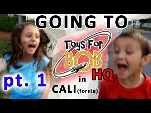 Thumbnail: Going to Toys for Bob HQ in California (Part 1)