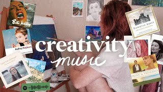 songs to paint to ♫ aesthetic music for creatives (3 playlists - indie/vintage/classical) - best indie/retro/aesthetic songs