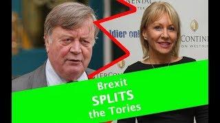 Tory at war over Brexit: Ken Clarke Vs Nadine Dorries