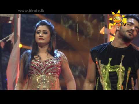Hiru MegaStars Battle 20 Aryans Team Dancing Performance
