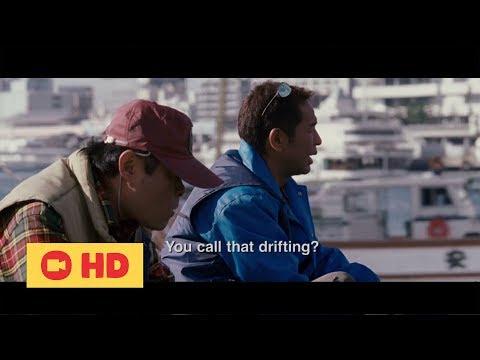 The Fast And The Furious: Tokyo Drift (2006) - Han Teaches Sean How To Drift Scene