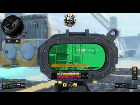 Xbox One X - Call Of Duty® Black Ops 4 2020 - XIM APEX - AUGER DMR Nvir Gameplay
