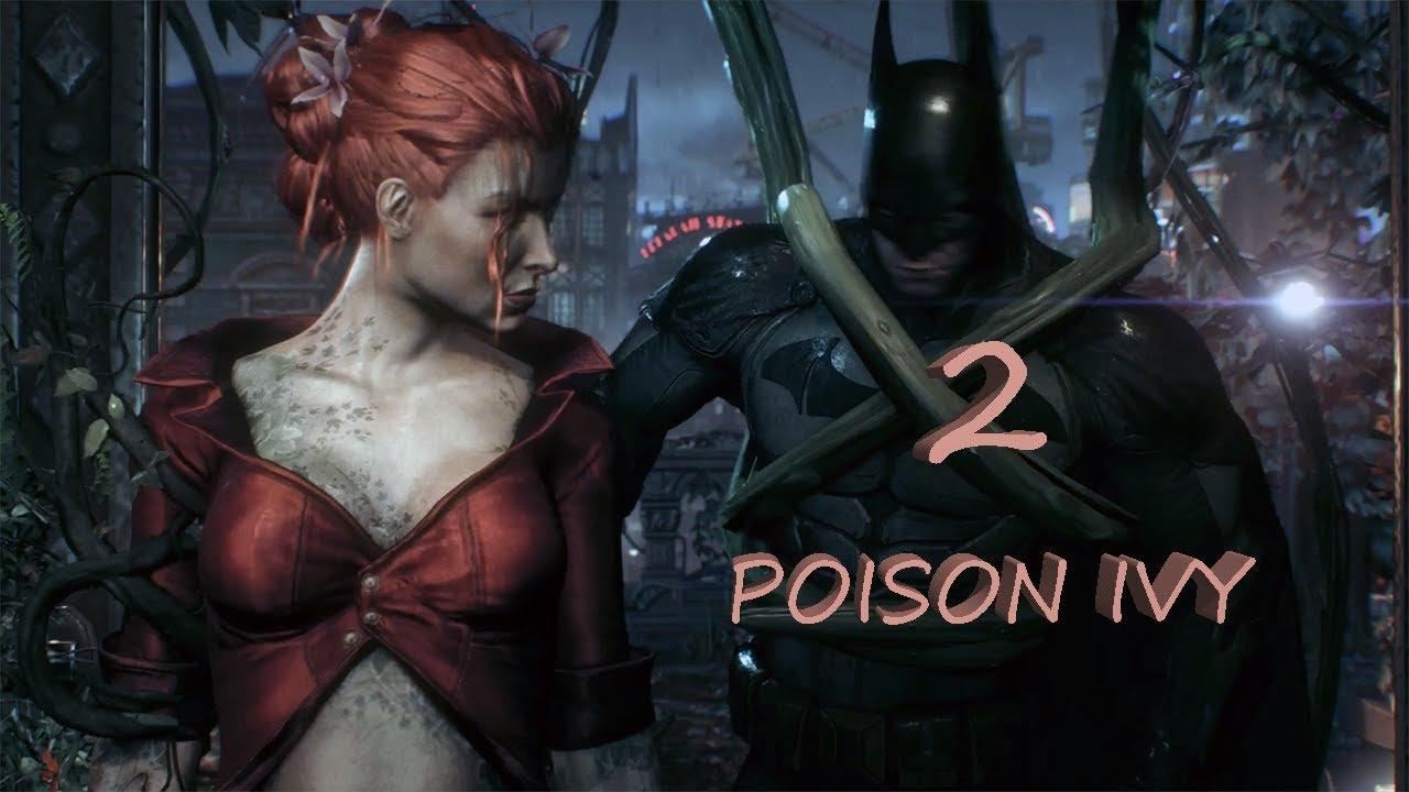 BATMAN ARKHAM KNIGHT   POISON IVY   Gameplay Walkthrough