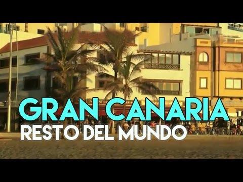 Resto del Mundo - ISLA DE GRAN CANARIA, ESPAÑA (Capitulo completo) 7/09/2015