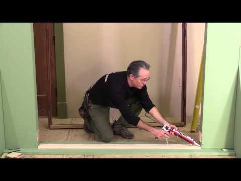 Installing a Pair of Doors