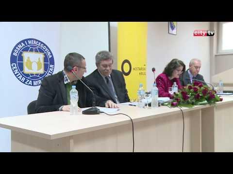 """Javna tribina uoči presude """"Jadranko Prlić i ostali"""" – City televizija"""