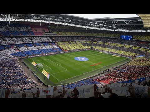 Groundhop at Wembley - THE CHAMPIONSHIP PLAYOFF FINAL - A 200 MILLION POUND PENALTY