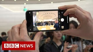 iPhone 11 Pro: Hands-on with Apple's new devices - BBC News