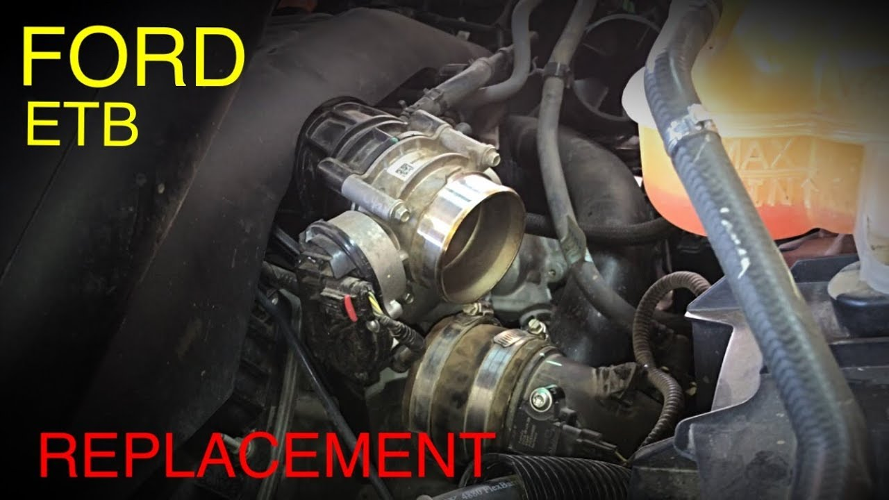 Ford Electronic Throttle Body Failure EBT Fault (2011-2017)
