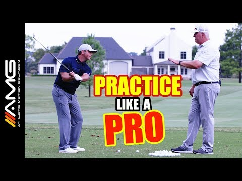 A Golf Practice Routine THAT WORKS!!