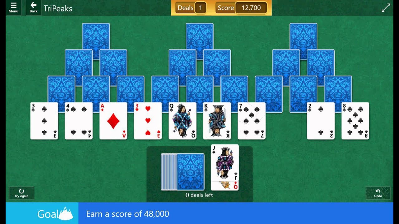 Microsoft Solitaire Collection beziehen – Microsoft Store de-DE