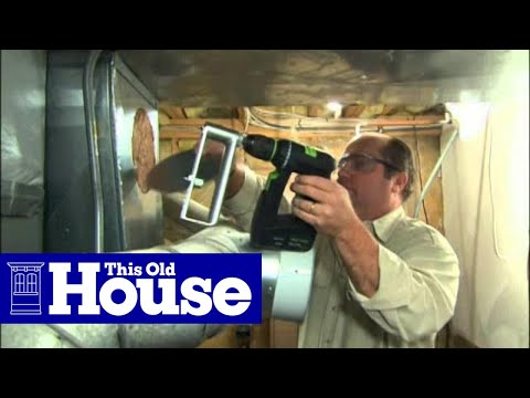 How to Quiet a Noisy Forced-Air System | This Old House