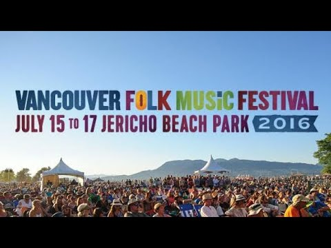 MARTIN HARLEY & MARY FLOWER  |  Live at the Vancouver Folk Music Festival