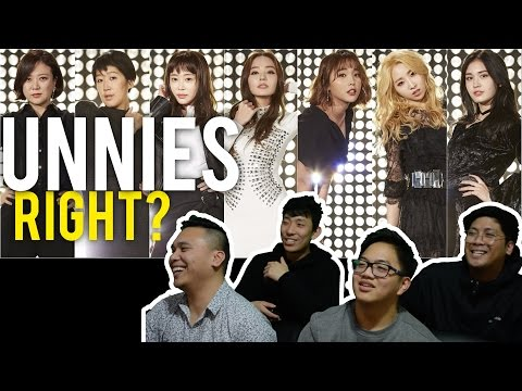 "Thumbnail: They are UNNIES, ""RIGHT?"" (MV Reaction)"