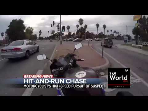 A Bike Chase On Suspect Criminal For 911 | 365 World News