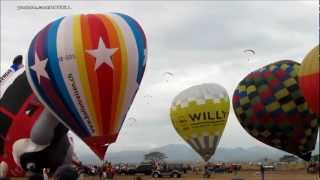 Philippine Hotair Balloon Fiesta / Festival - Clark Pampanga 2013  18th PIHABF