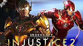 Injustice 2 Online - NEW EPIC FLASH GEAR!