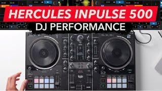 Moombahton & Latin DJ Mix - Hercules DJ Control Inpulse 500