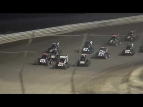 40th Annual Belleville Midget Nationals A Main 40 Laps