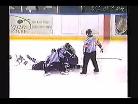 Tommy Bolduc vs Jean-Francois Boutin LNAH 15 01 06