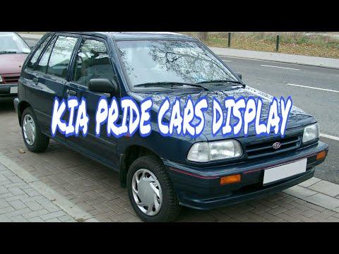 KIA PRIDE CD5 | Kia Cars Display