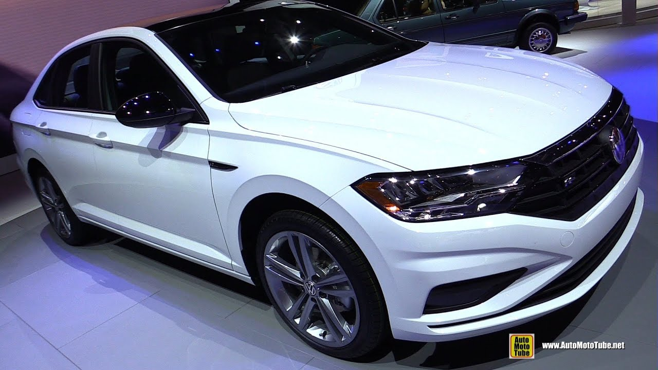 2019 Volkswagen Jetta R Line Exterior And Interior Walkaround