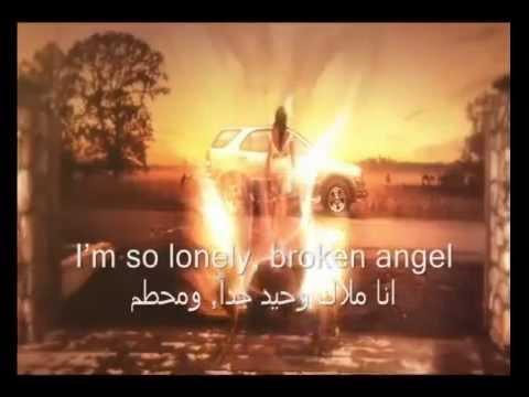 ARASH feat Helena- Broken Angel tah sad