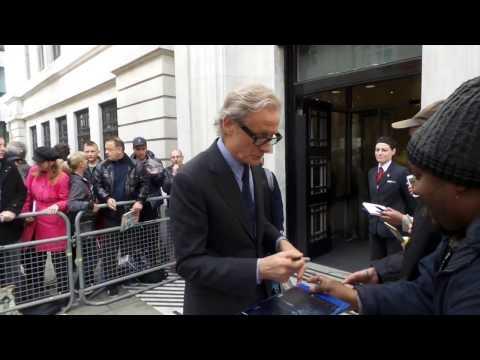 Bill Nighy in London 11 04 2017