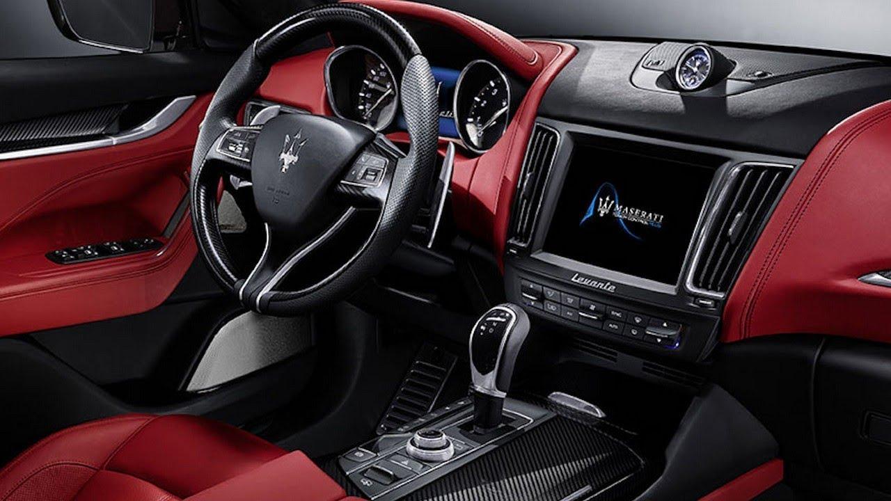 2018 Maserati Levante: News, Specs, Price >> The Best Of 2017 Maserati Levante Pricing Specs And Photos Review