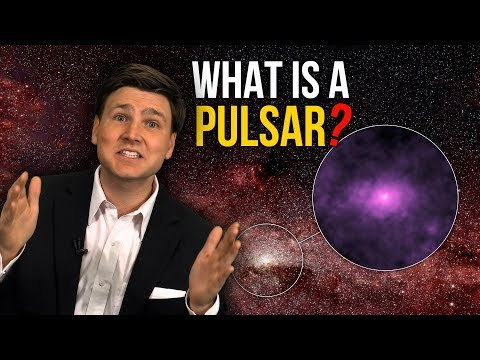 What is a Pulsar? | David Rives
