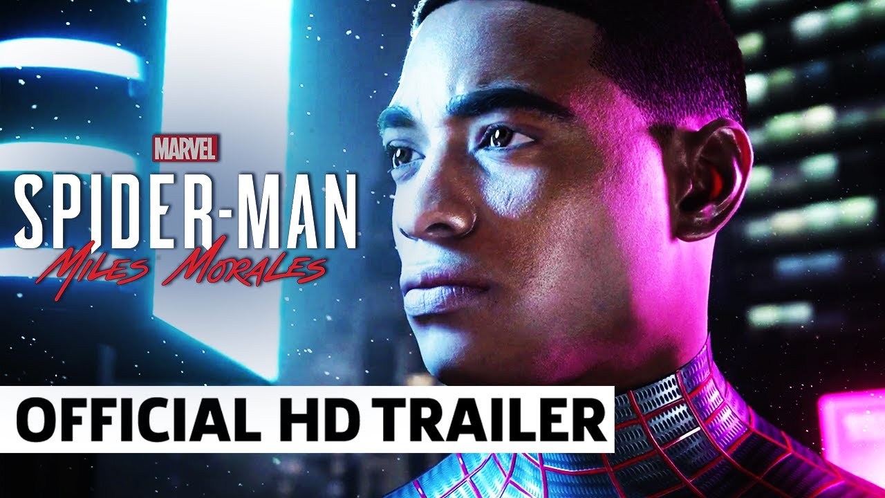 Marvel's Spider Man: Miles Morales - Official World Premiere Announcement Trailer