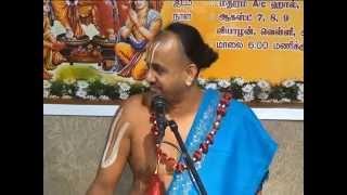 Part 1 Sundarakandam upanyasam Dr.M.V.Ananthapadmanabhachariar @ Arni