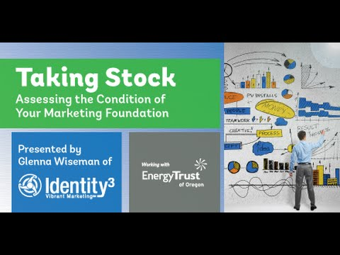 Taking Stock Marketing Solar Webinar