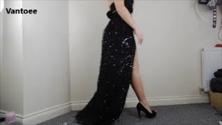 Formal GRWM - Sisters The Label Try on Review