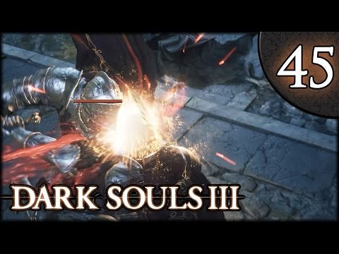 Let's Play Dark Souls 3 Gameplay Walkthrough (Herald) - Part 45: The Overpowered Knights
