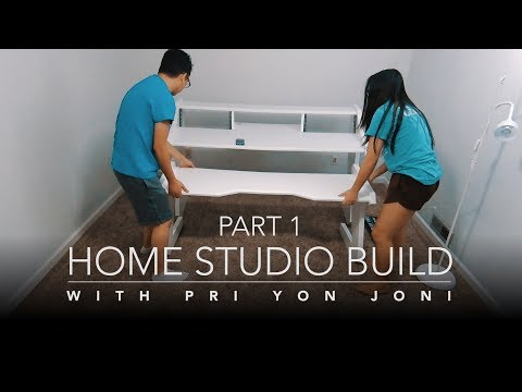 Home Studio Build Series: Part 1