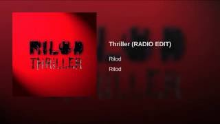 Thriller (RADIO EDIT)