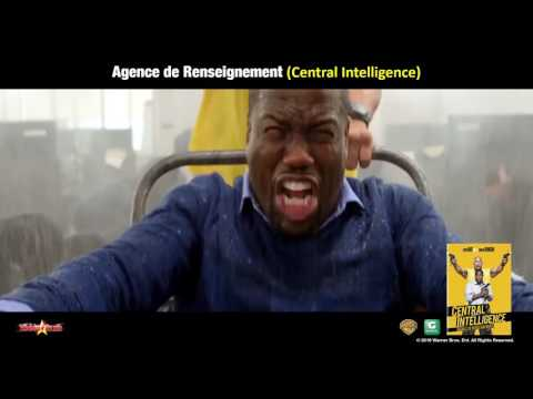 Agence de Renseignement (Central Intelligence) - Bande Annonce