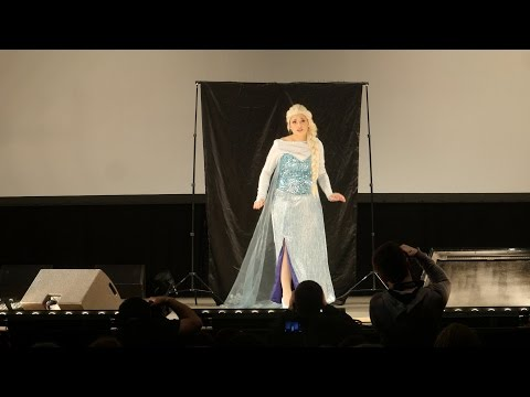 Made In Asia 2016 - Concours cosplay Dimanche - 19 - Frozen (La Reine des Neige)