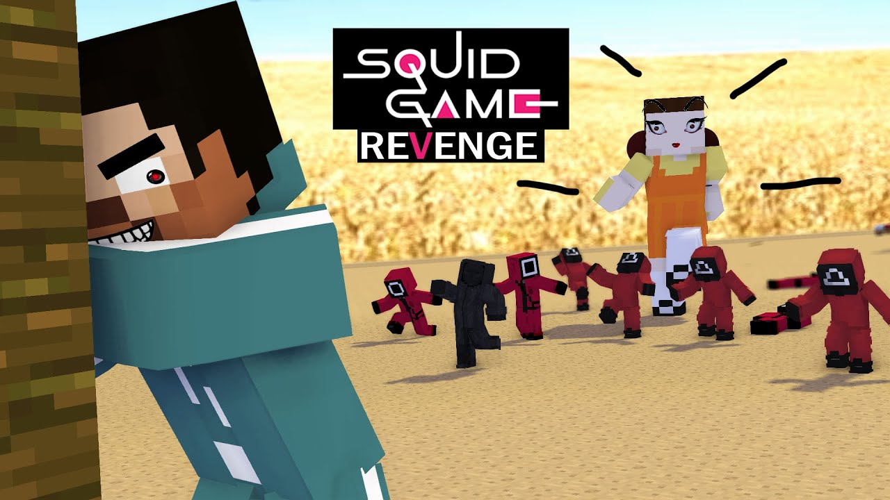 Download PART 2 - SQUID GAME GREEN LIGHT RED LIGHT REVENGE - ITS PAY BACK TIME