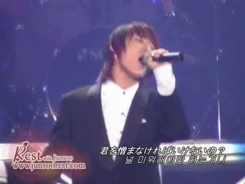 TVXQ Xiah junsu solo (JPsub)