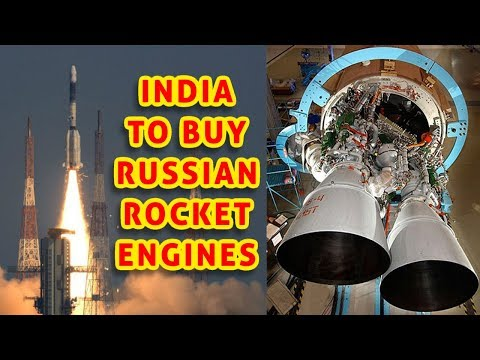 India To Buy Russian Rocket Engines