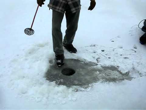 Ice Fishing Steuben County, NY