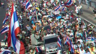 Thai protesters blockade ballot papers as election looms